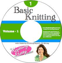 Knitting Streaming Volume 1